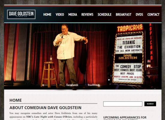 Dave Goldstein