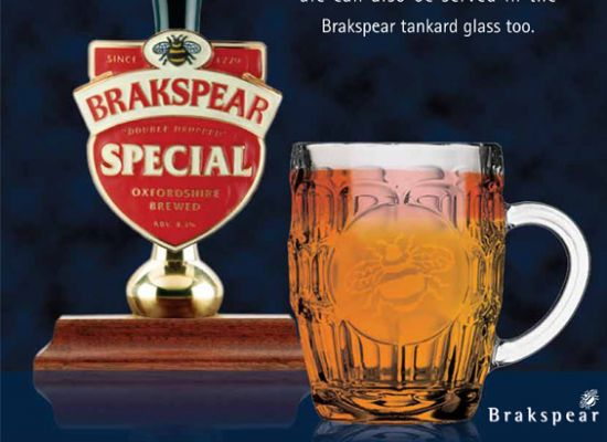 Brakspear Advertisement