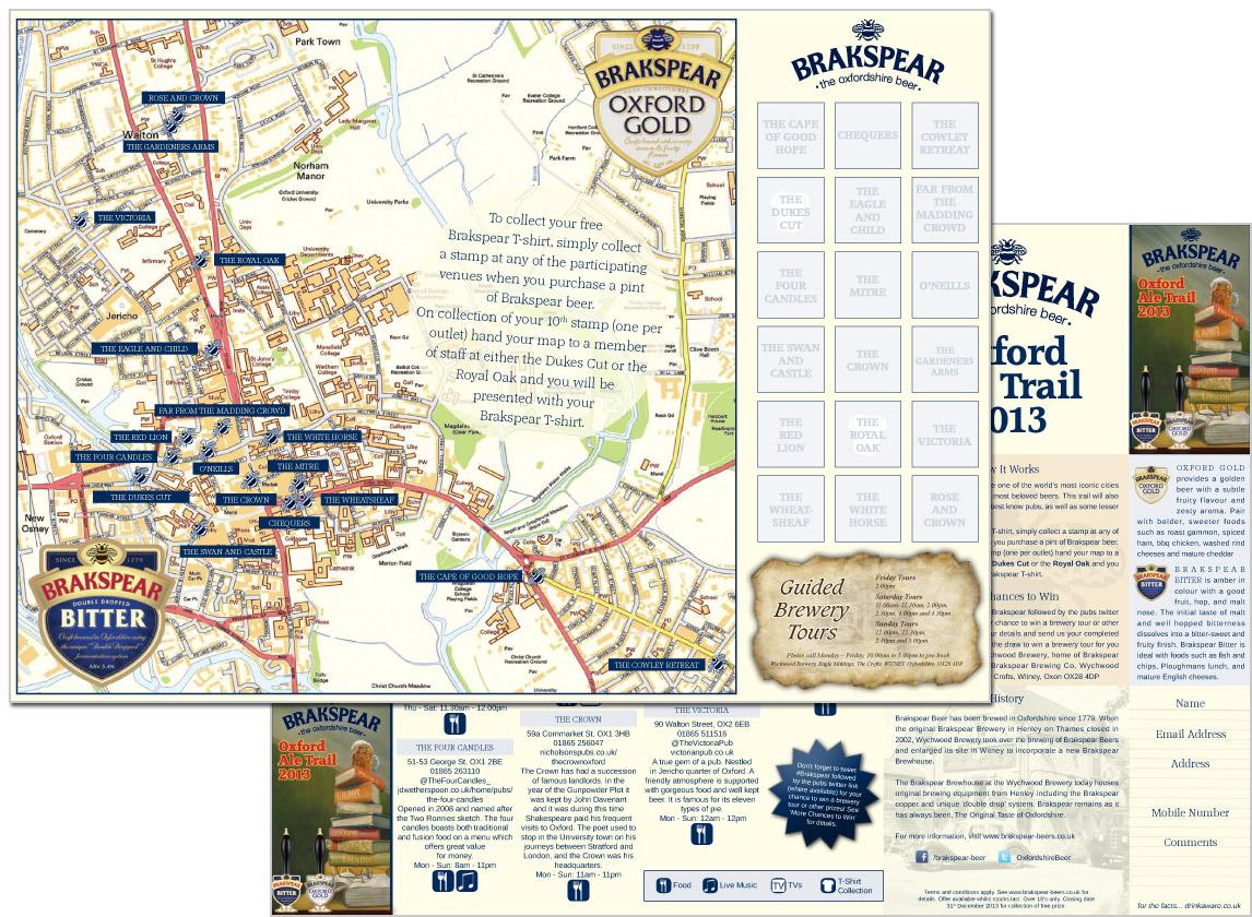 Oxford Ale Trail