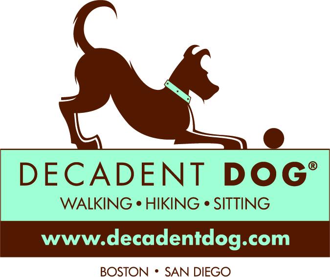 Decadent Dog Logo Design