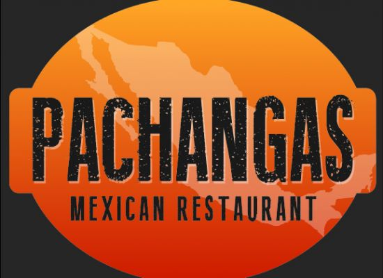 Pachangas Mexican Restaurant Logo Design