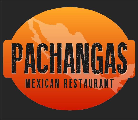 Pachangas Mexican Restaurant Logo Design