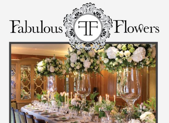 Fabulous Flowers Advertisement